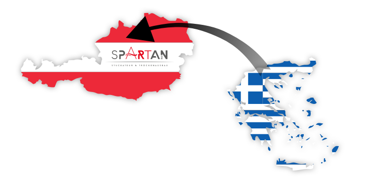 Griechenland nach Österreich